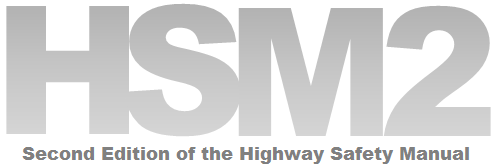 Highway Safety Manual Second Edition Development Website Logo